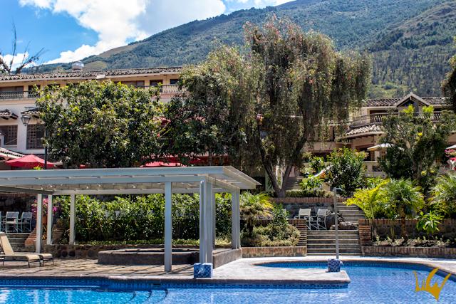 Ecuador Hacienda Uzhupud Cuenca