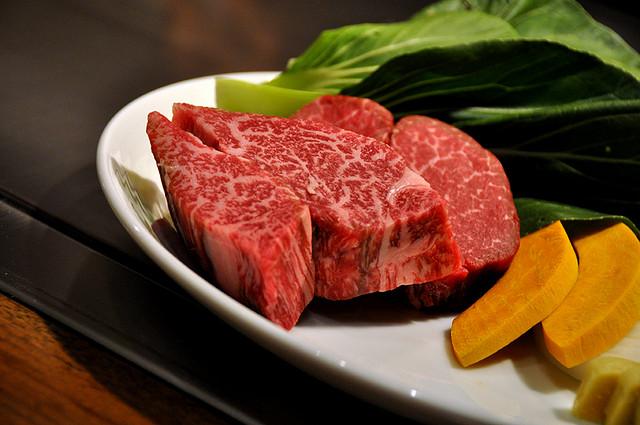 Carne de Kobe Jeff Woo