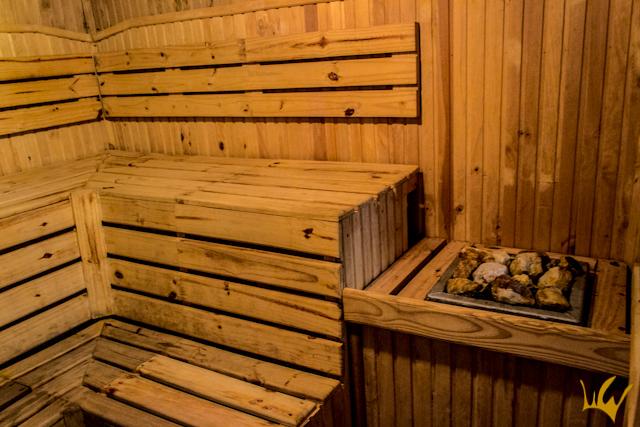 Sauna Sudar Finlandia