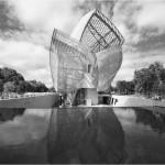 Fundacion Louis Vuitton Paris BlancoyNegro