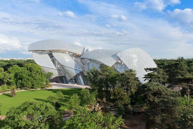 Fundacion Louis Vuitton Paris
