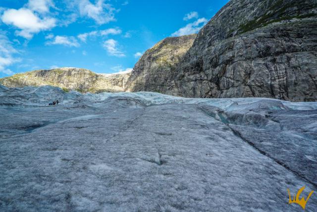 Glaciar Jostedalsbreen Noruega