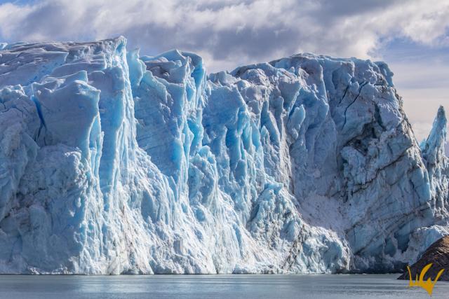 Argentina Glaciar Perito Moreno Abajo