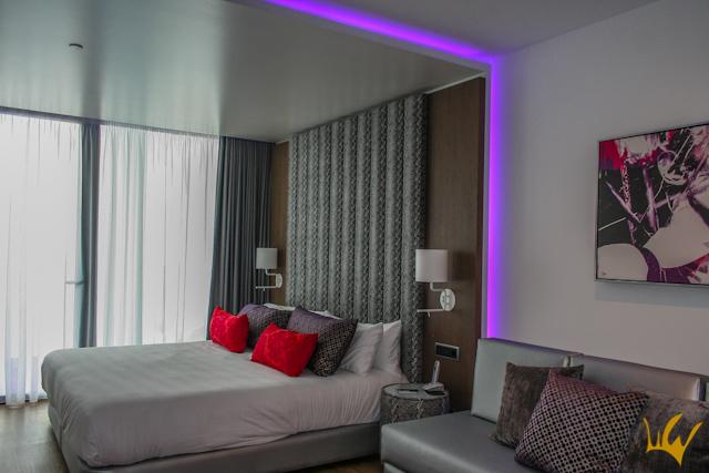 Ibiza Hard Rock Hotel Habitacion