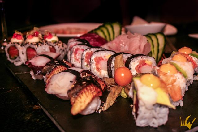 Ibiza Ushuaia Restaurante Japones Minami