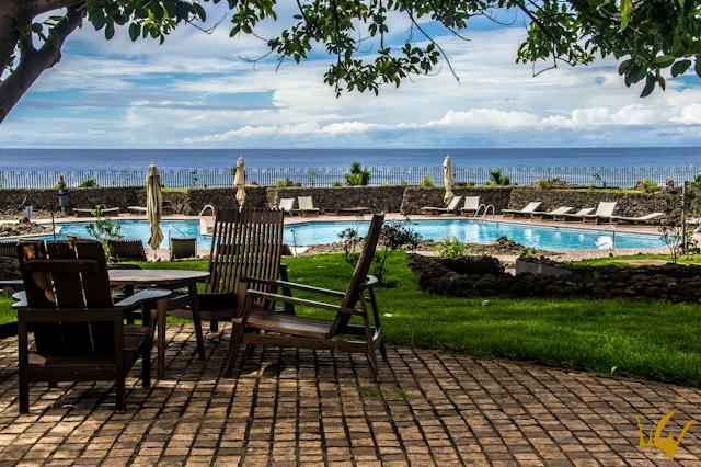 Isla Pascua Hotel Hangaroa Piscina