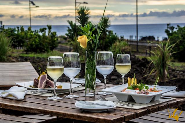 Isla-Pascua Hotel Hangaroa Restaurante Kaloa