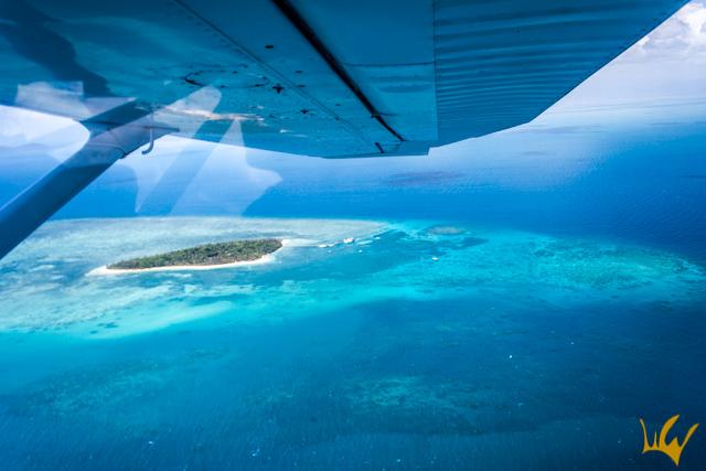 Australia Sobrevolar Gran Barrera Coral