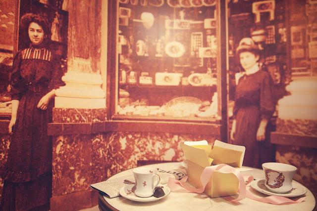 Belgian Chocolate Village Cafe Antiguo