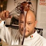 Belgian Chocolate Village Chef Chocolatero