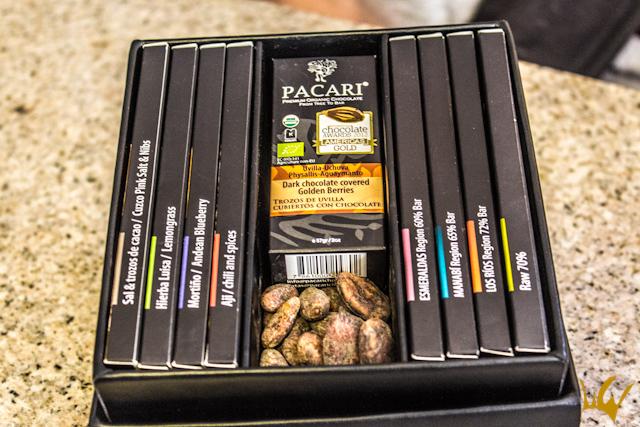 Chocolate Pacari Ecuador