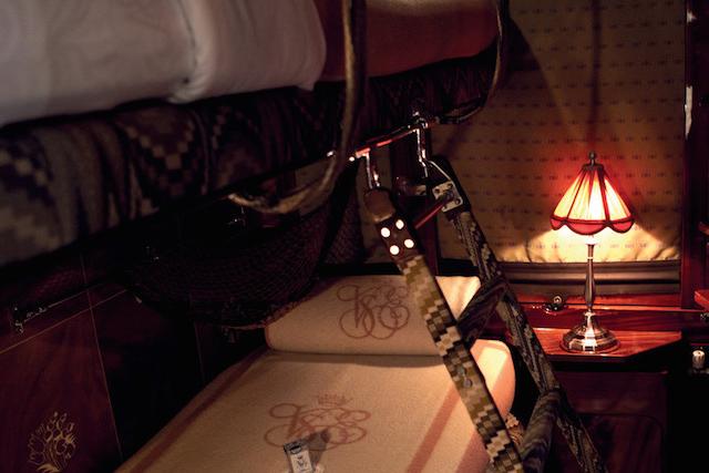 Orient Express Interior