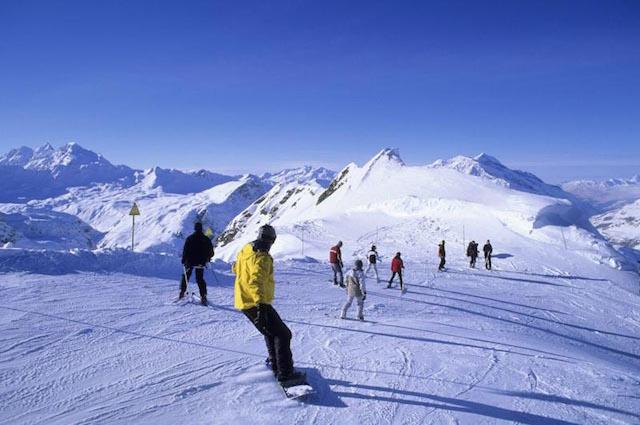 Esqui Alpes francese val isere