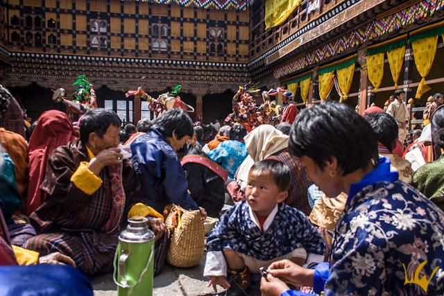 Butan Tsechu Paro