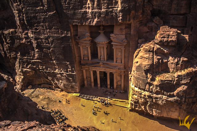 Jordania Petra