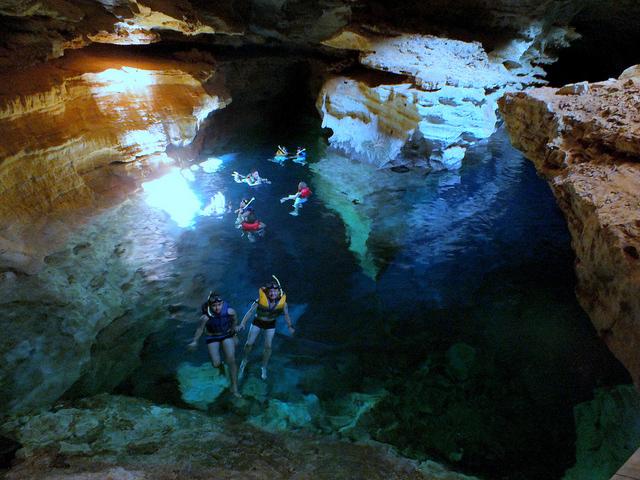 Lago Azul Chapada Diamantina