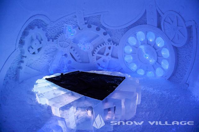 SnowHotel Finlandia