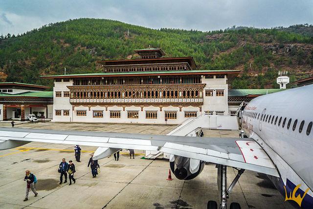 Butan Aeropuerto