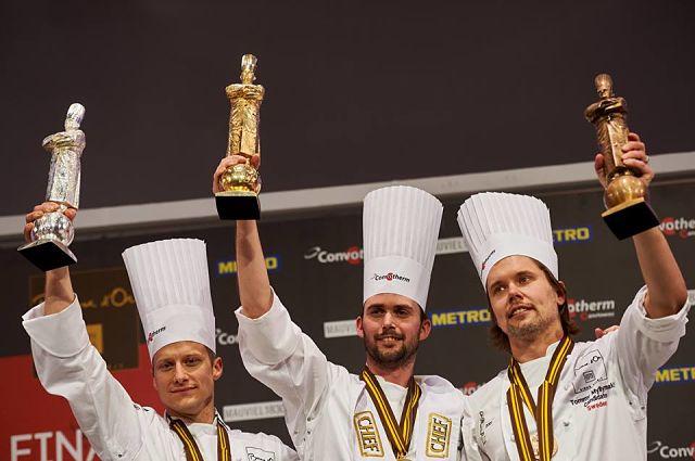 Gastronomia Noruega BocuseDor 2015 Ganadores