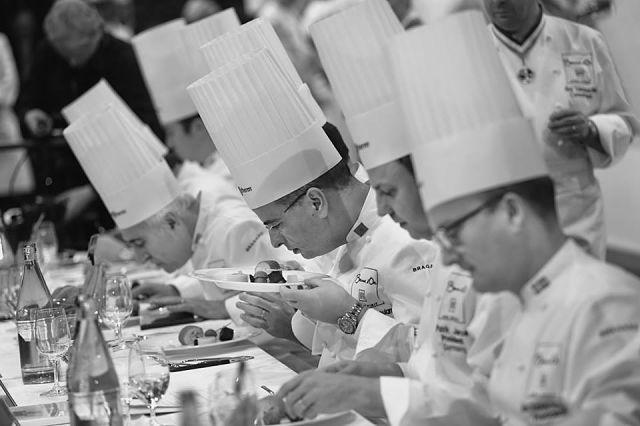 Gastronomia Noruega BocuseDor 2015 Jurado