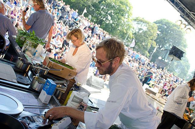 Gastronomia Noruega Festival Gladmat Stavanger