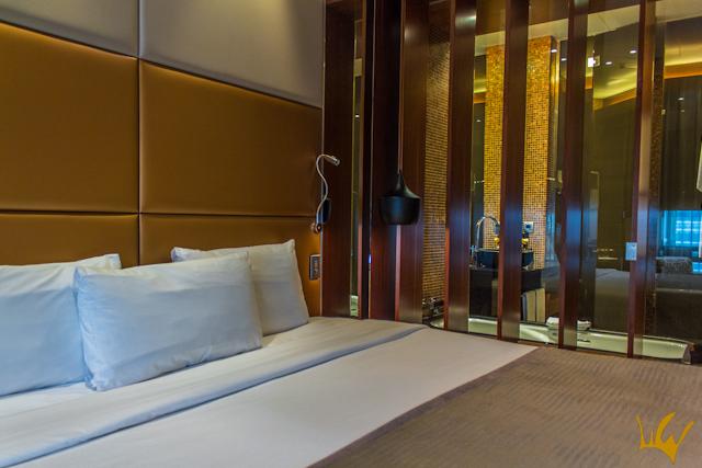 Hotel Eurostars Madrid Tower Habitacion