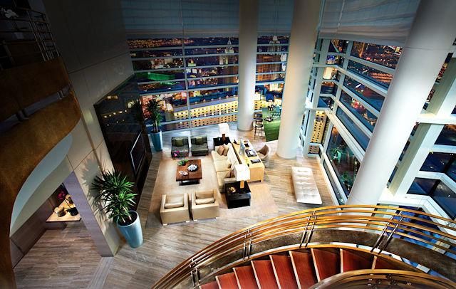 ARIA Sky Suites Villas