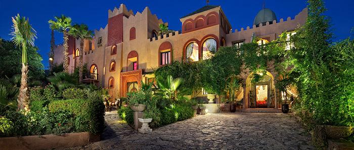 Marruecos Kasbah Tamadot Lujo