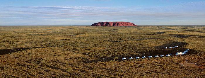 Australia Ulurú Longitude 131 Hotel