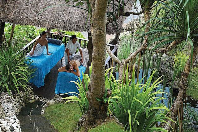 Mejores spa del mundo Four Seasons Bali