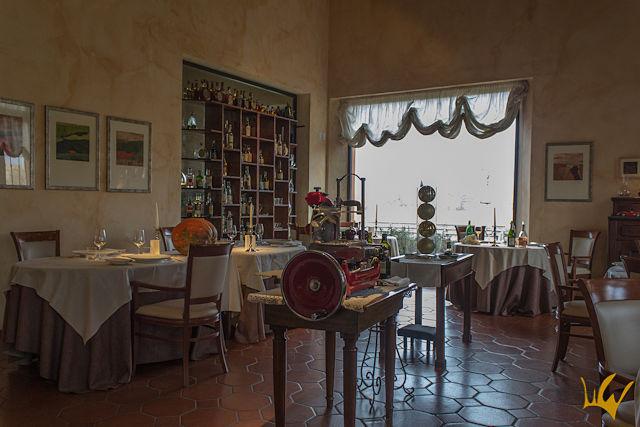 Restaurante Antica Moka Modena Italia