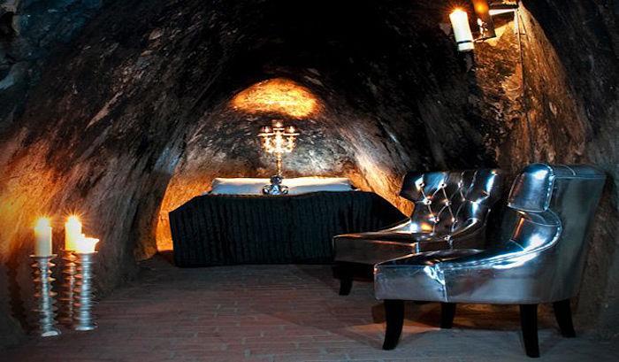 Suecia Sala Silvermine Mine Suite