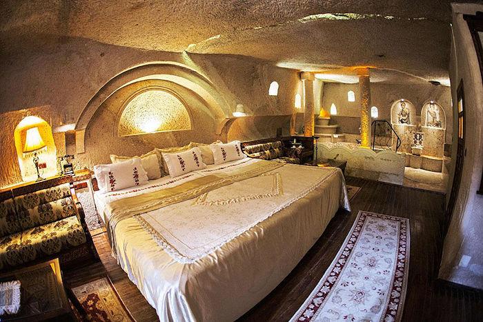 Turquia Gamirasu Cave Suite