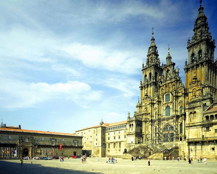 Parador Santiago Compostela