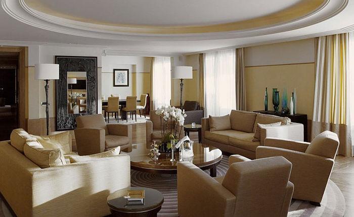 Presidential Suite Grand Hyatt Hotel Cannes Francia
