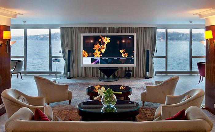 Royal Penthouse Suite President Wilson Hotel Geneva
