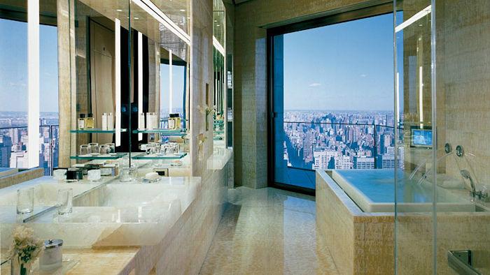 Ty Warner Penthouse Four Seasons Hotel New York