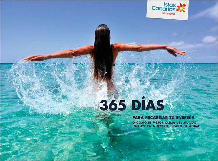 Islas Canarias 365 dias mejor clima del mundo