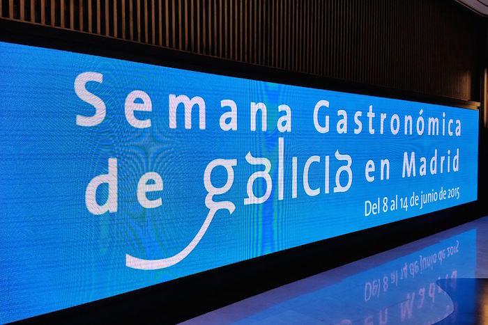 Semana Gastronomica Galicia Madrid
