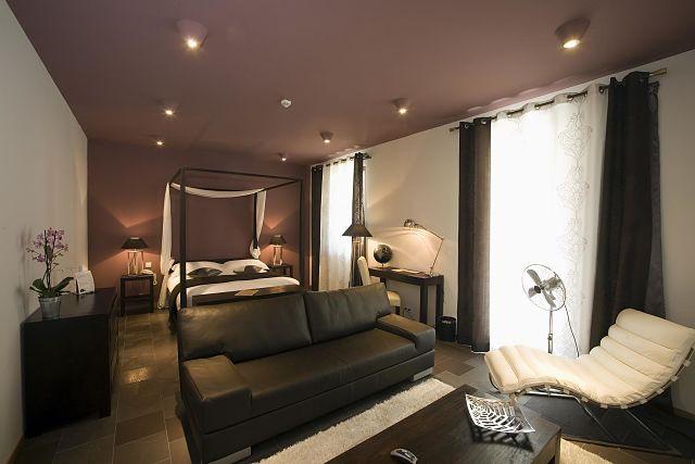 Junior suite Domaine Riberach