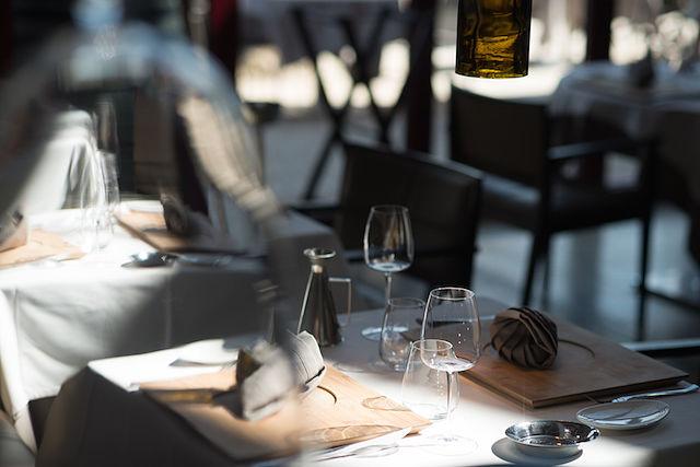 Restaurante La Cooperative Domaine Riberach