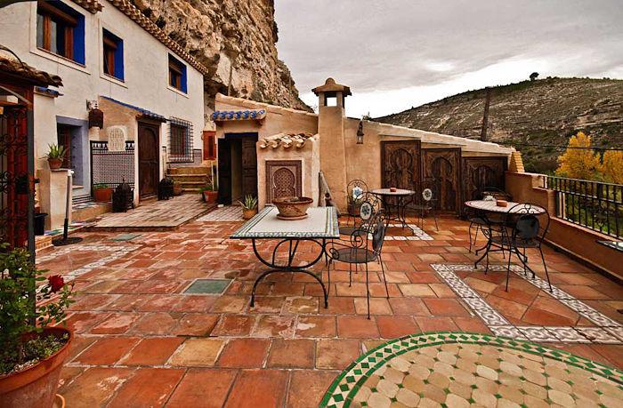 Escapadarural-Al-Axara-terraza-(Fuentealbilla)