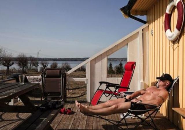 Noruega Prision Bastoy