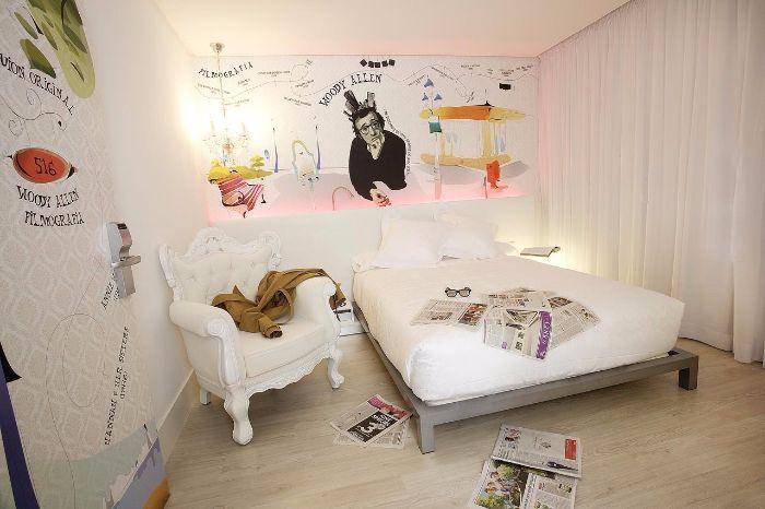 Hoteles Cine Dormirdcine