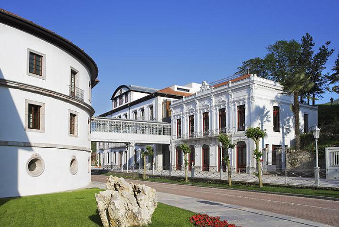Hoteles Cine Gran Hotel Las Caldas