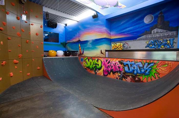 Sotano de lujo Skate