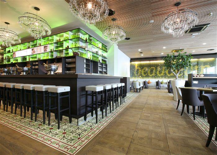 Beaudevin Wine and Tapas Aeropuerto Bruselas