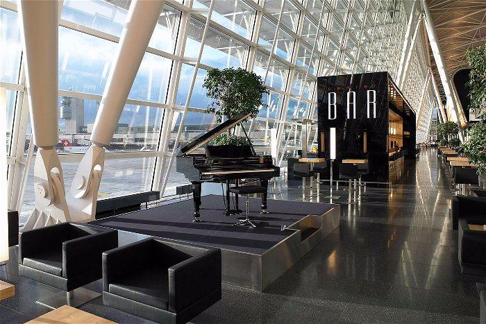 Center Bar Aeropuerto Zürich