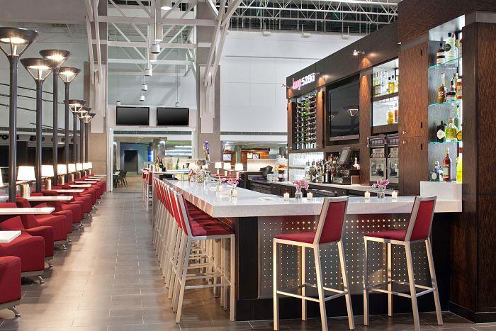 Lounge 5280 Aeropuerto Denver