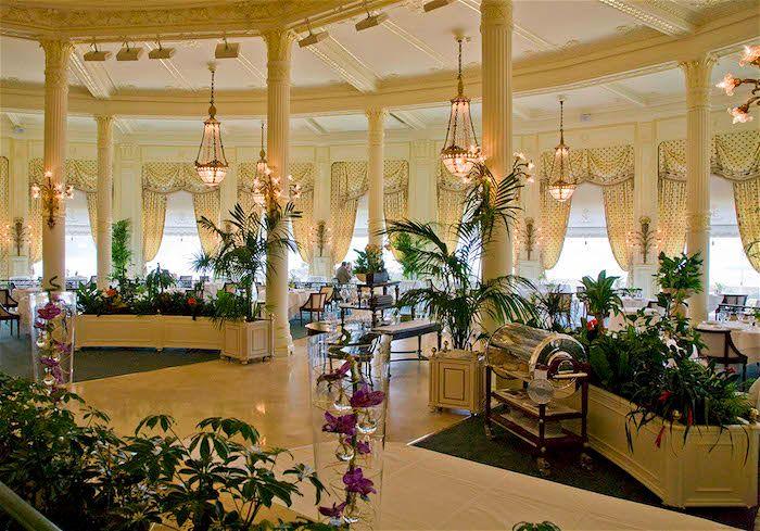 Hôtel du palais La Rotonde Restaurant